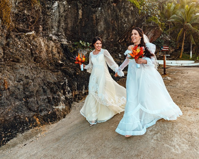 Five Gay Wedding Looks We Love